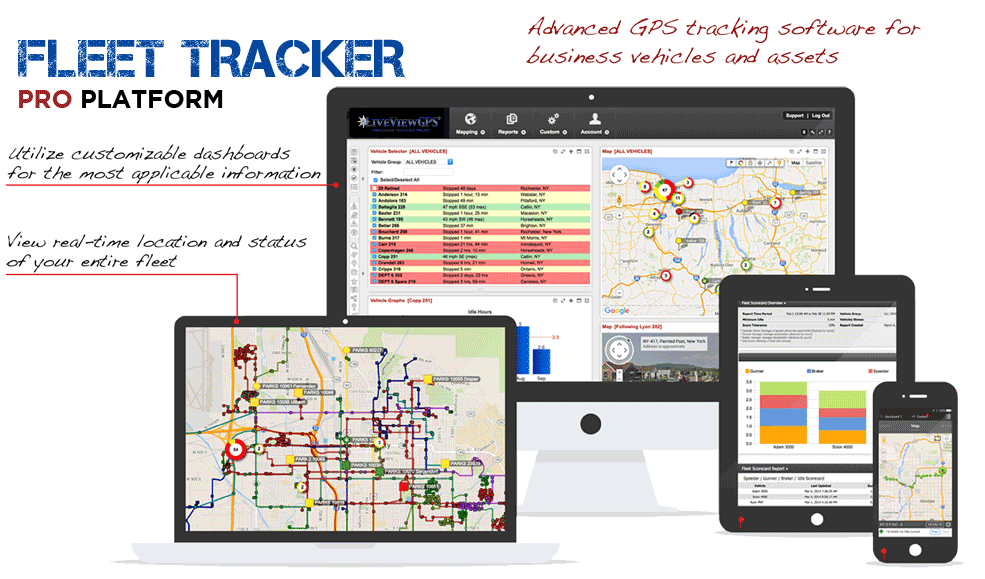 Fleet Tracker Pro