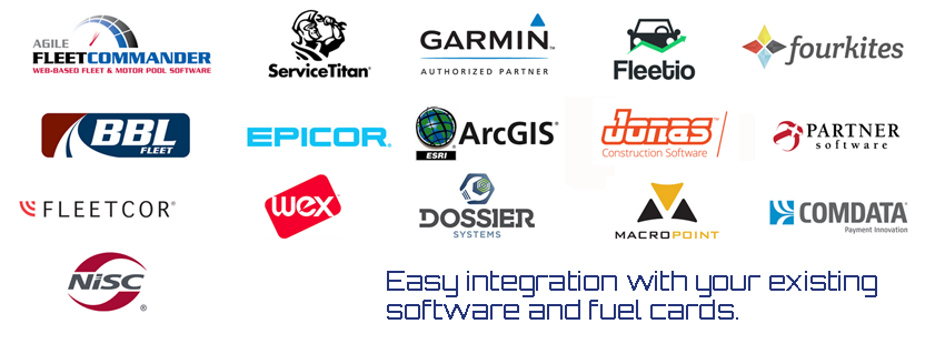 fleet and fuel card integrations