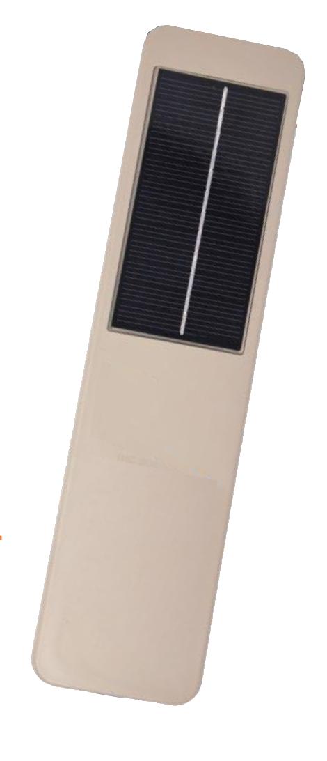 Iridium Solar Powered GPS Asset Tracker