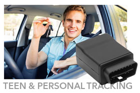 GPS tracking for teen drivers