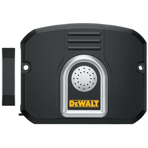 Gps Vehicle Tracking System >> The DeWalt DS500: Personal Property Protection Alarm, GPS ...