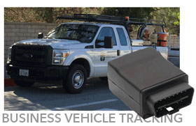 GPS Tracking Business Vehicles